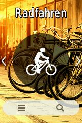 Garmin eTrex Touch 35 Radfahren