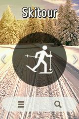 Garmin eTrex Touch 35 Skitouren