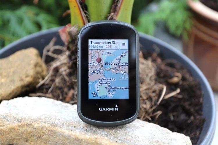 Garmin eTrex Touch 35 Display